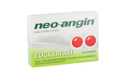 Neo-Angin Halstbl. zuckerfrei   24 St.     7,50 €