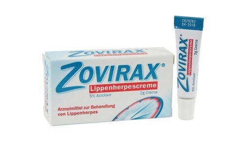 Zovirax Lippenherpescreme  2 g   7,95 €