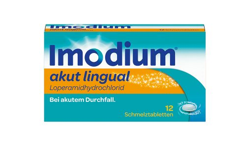 Imodium akut lingual Schmelztabletten  8,25 €