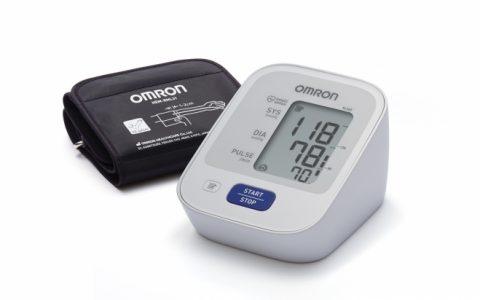 Omron M300 Oberarm-Blutdruckmeßgerät    29,95 €