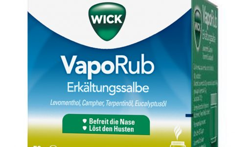 Wick Vaporub Erkältungssalbe 50 g    7,95 €