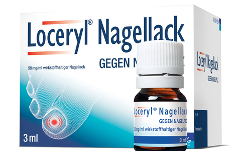 Loceryl Nagellack gegen Nagelpilz   3 ml    28,95 €
