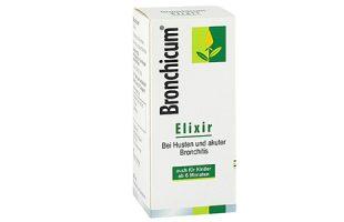 Bronchicum Elixir     100 ml       nur  6,95 €