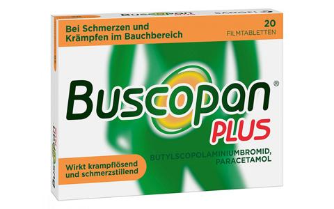 Buscopan plus Dragees   20 St.      9,25 €
