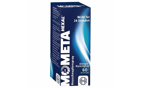 Mometahexal Heuschnupfenspray 10 g    8,45 €