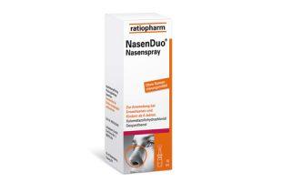 NasenDuo Nasenspray  10 ml    3,95€