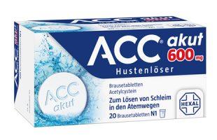 ACC akut 600 Brausetabletten 20 St.     10,95 €
