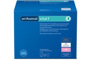 Orthomol vital F und M        30 St.      nur  47,50 €