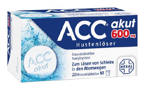 ACC akut  600 mg  Brausetbl.       10,95 €