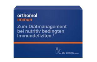 Orthomol immun Trinkfläschchen    30 St.           53,95€