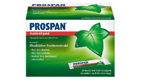 Prospan Hustenliquid  30 x 5 ml          8,55 €
