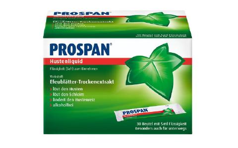Prospan Hustenliquid  30 x 5 ml          8,55 €